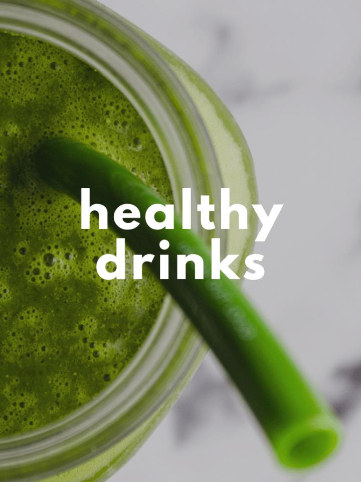 healthy drink recipes